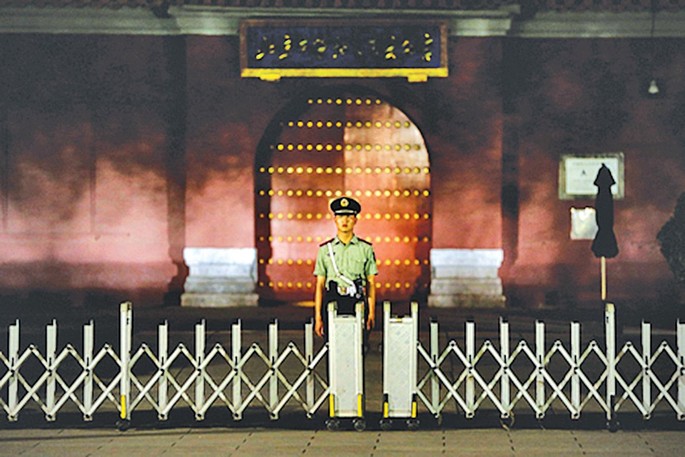 中共「兩會」後,魯鄂等6省區有41名官員被查處。(Getty Images)