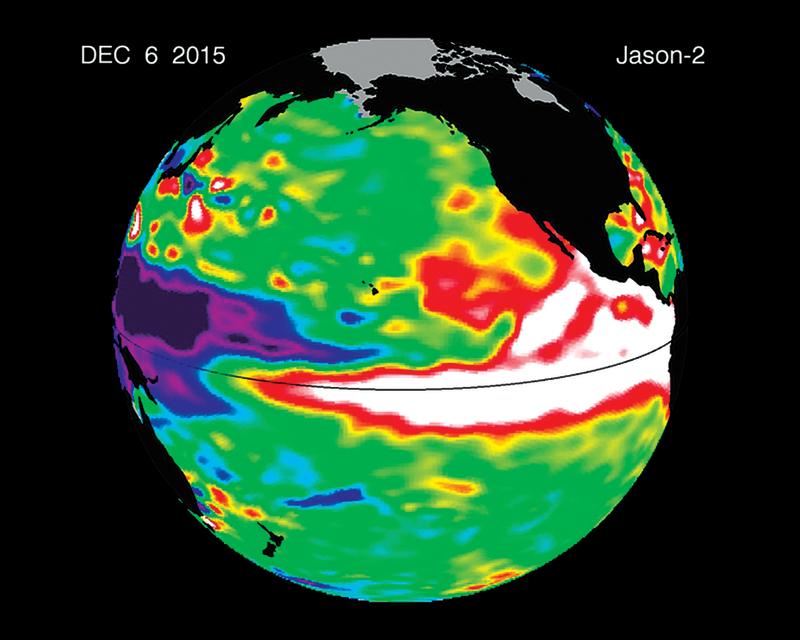 全球面臨厄爾尼諾異常天氣