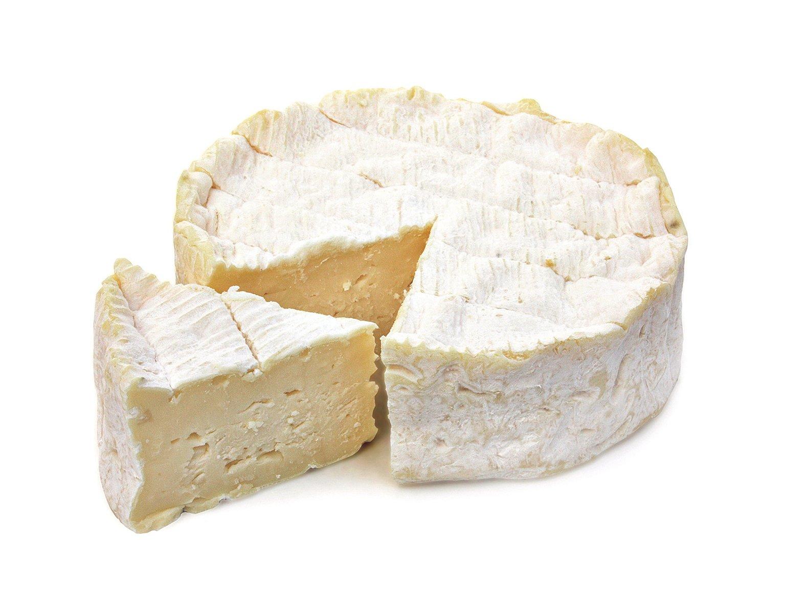 屬於表面熟成的卡芒貝爾芝士(Camembert)。