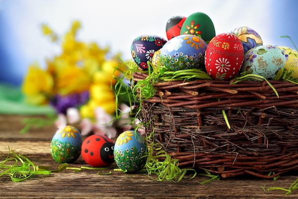復活節彩蛋。