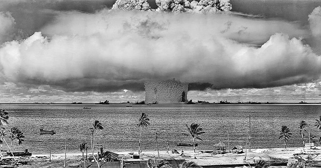 美解密核爆影片景像如毀天滅地