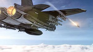 F-15戰機升級為「導彈庫」戰鬥力超強