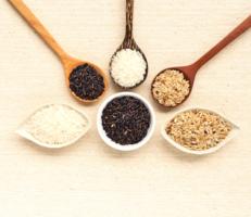 一種米一種功效 吃對米好處超乎想象