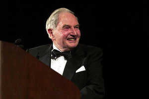 美億萬富翁洛克菲勒去世 享年101歲