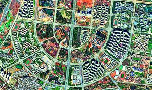 陰森淒涼 衛星揭秘中國「鬼城」