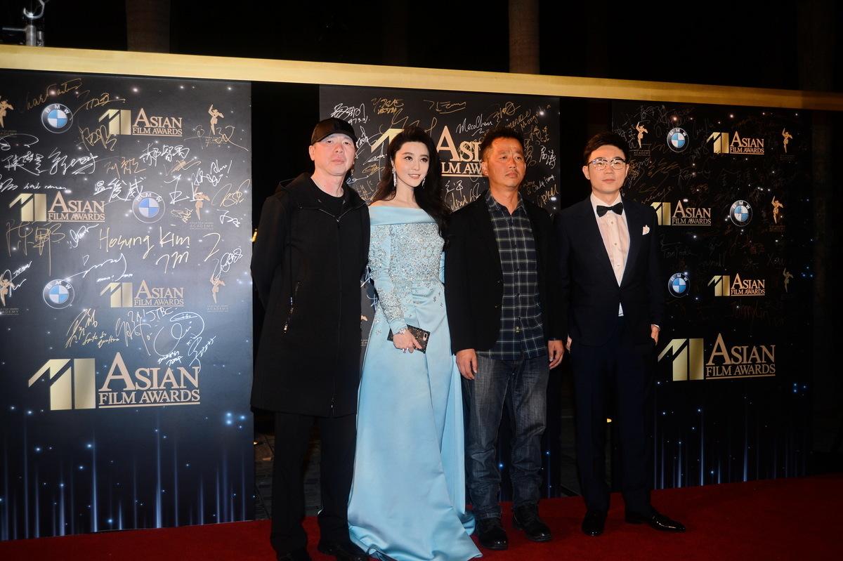 《我不是潘金蓮》女主角范冰冰贏得最佳女主角(宋碧龍/大紀元)