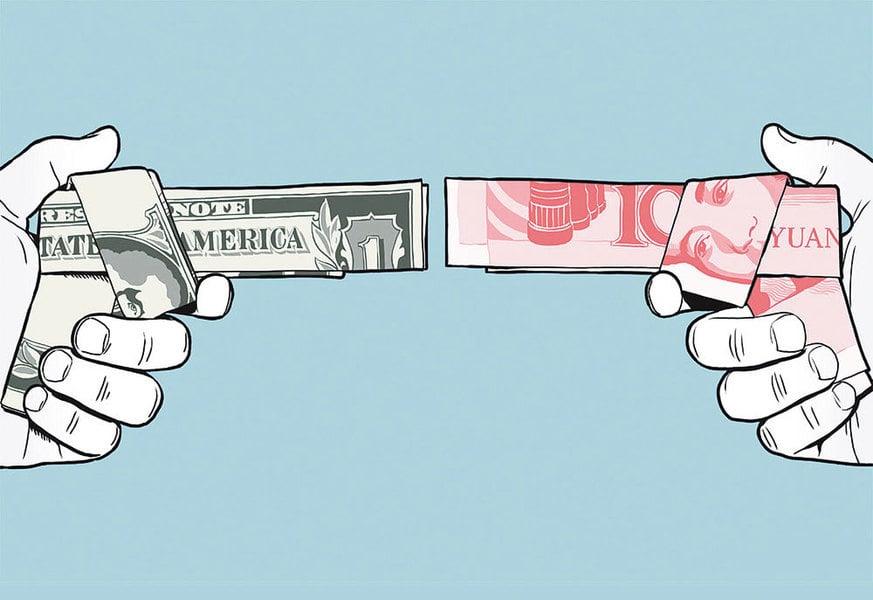 中美貿易戰若開始誰先稱臣