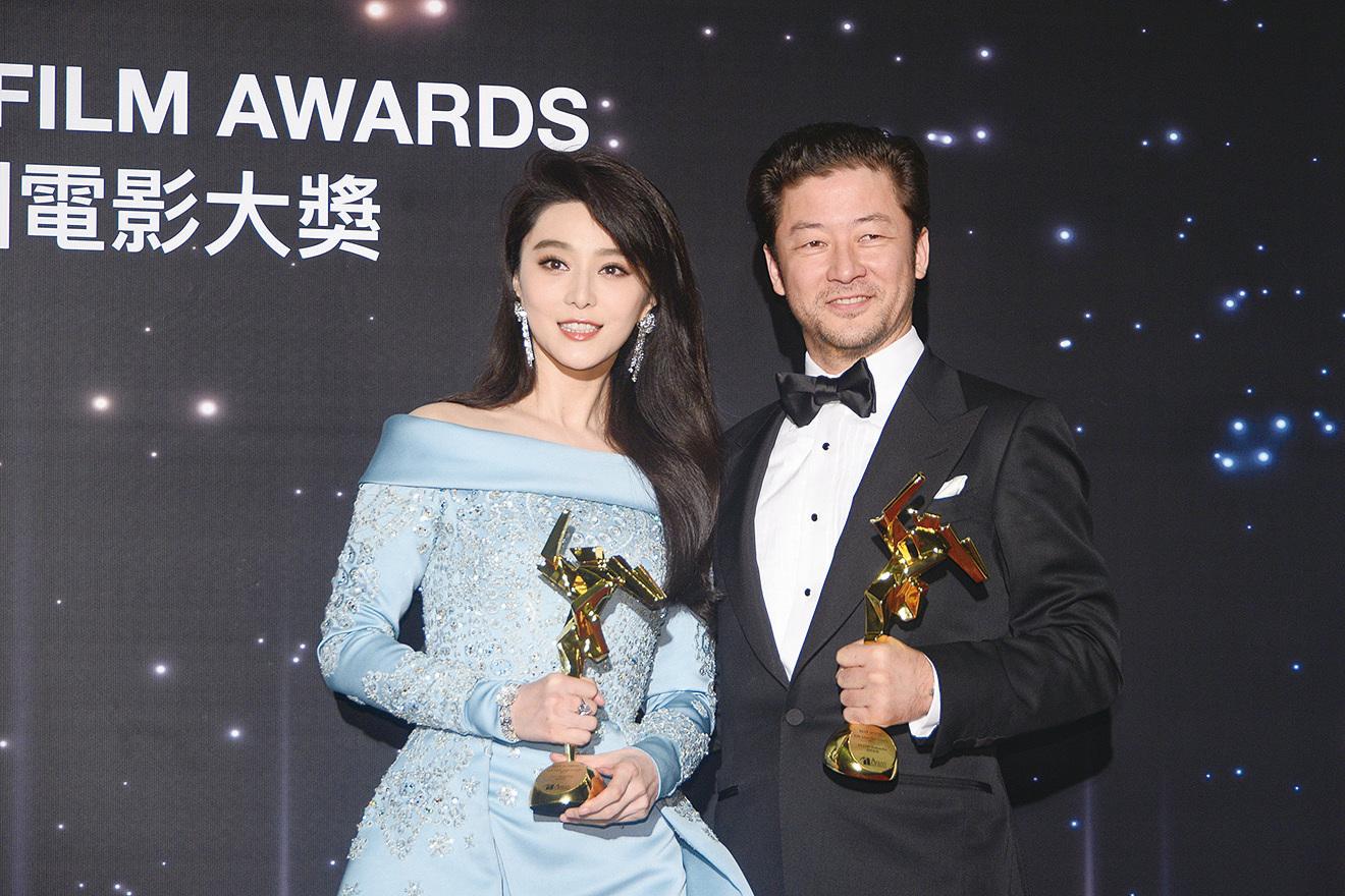 范冰冰憑《我不是潘金蓮》成功奪下影后殊榮。(宋碧龍/大紀元)