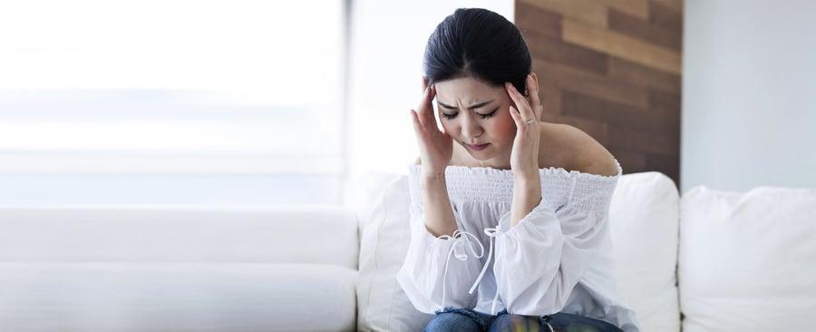 胡亂減重引發貧血婦科疾病跟著來