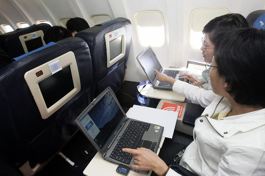 英發佈飛行電子產品禁令 和美禁令有何不同
