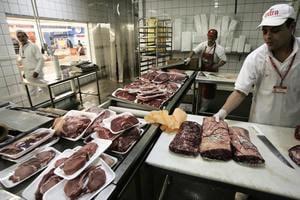 本港禁巴西肉類禽肉進口