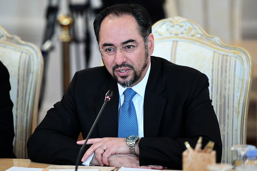 阿富汗外長向美求援 盼派更多軍隊打擊塔利班