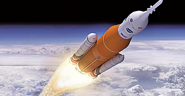 特朗普簽署帳單支付NASA項目