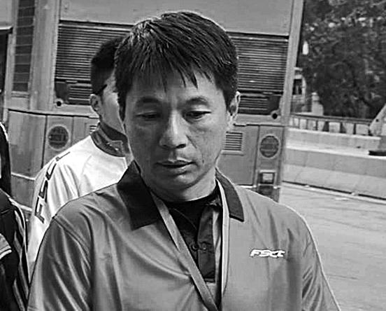 邱少明熱愛單車運動。(香港消防單車會fb)