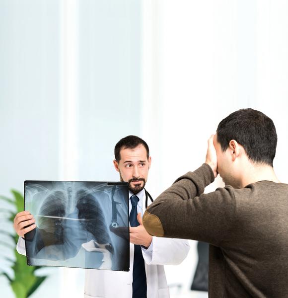癌症中的超級殺手肺癌