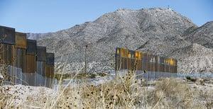 美墨邊境牆開始招標