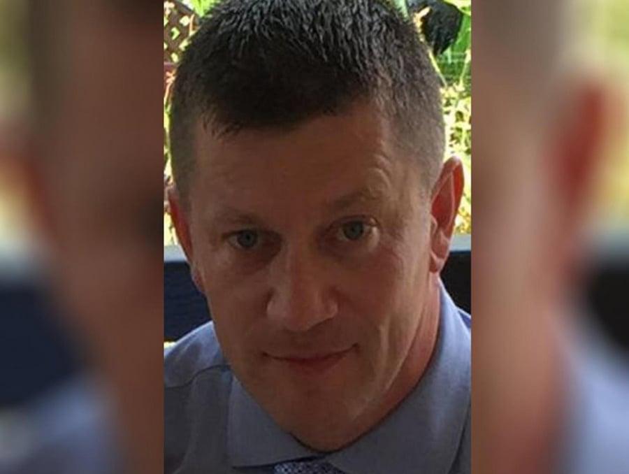 殉職警察基思・帕爾默(Keith Palmer)。(英國警方公佈)