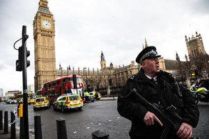 組圖:倫敦恐襲 五死四十傷
