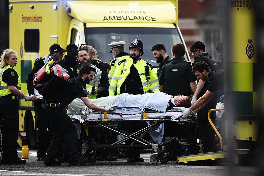 英國國會外爆恐襲 事件時間軸一覽