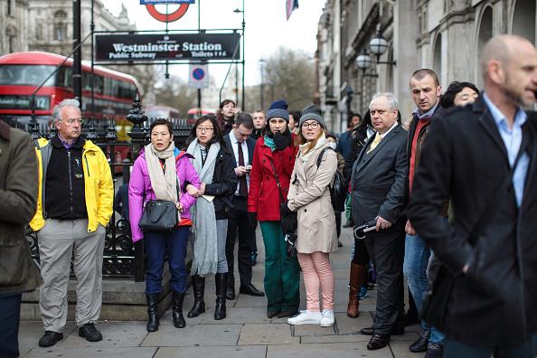 中國遊客倫敦遭遇驚魂記,所幸有驚無險。(Jack Taylor/Getty Images)