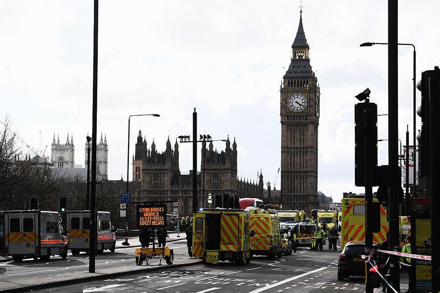 英國會外襲擊 五南韓觀光客受傷