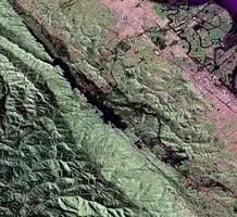 加州若強震 地層恐下陷至海平面以下