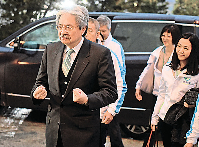 【政界評價】中共干預下 港人盼曾當選