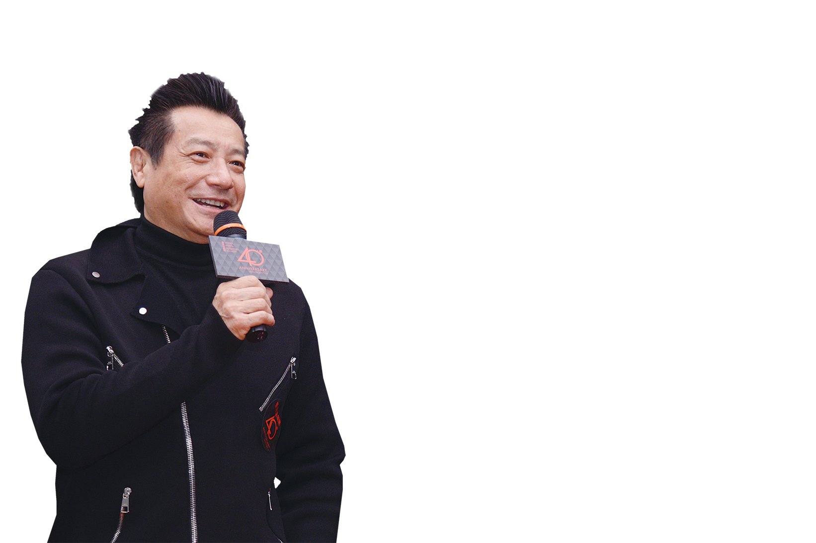 石修將參演由藝術總監陳敢權編劇及執導的《紅梅再世》。(宋碧龍/大紀元)