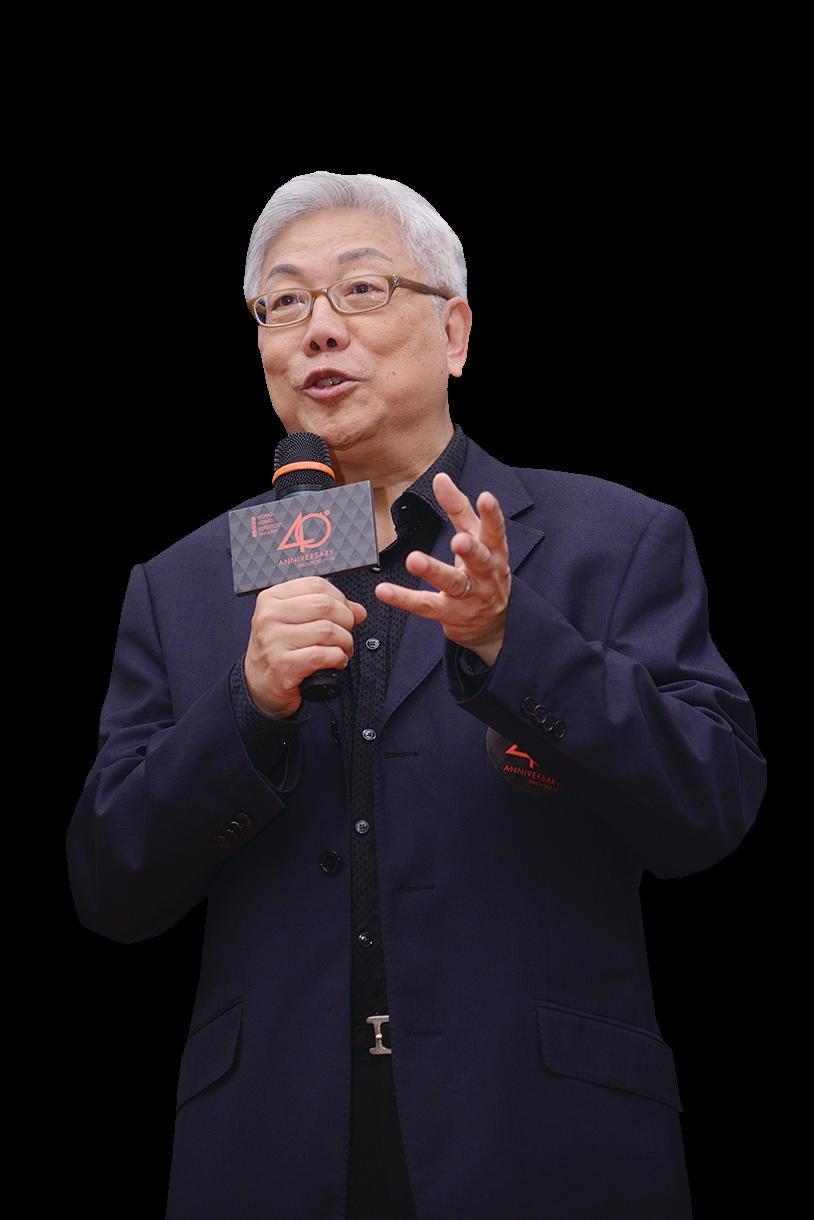 香港話劇團公佈2017-18劇季,以「凝聚戲劇力量」為題,由藝術總監陳敢權帶領劇團踏入40周年。(宋碧龍/大紀元)
