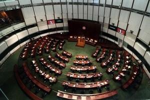 立法會換屆選舉  九月四日舉行
