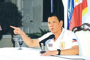 全球罕見 菲律賓正副總統同被提案彈劾