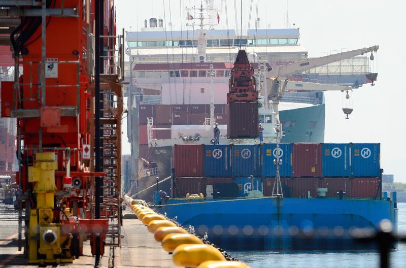 美國貿易赤字高企 對中國逆差最大