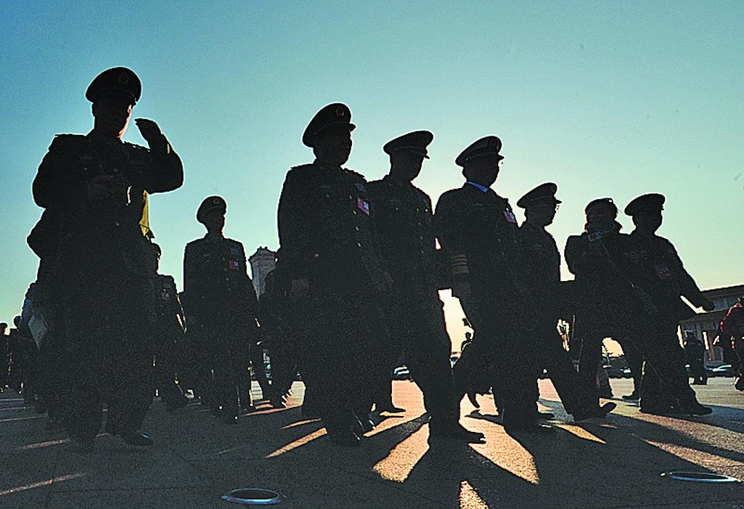 雲南政法系兩月進行兩次人事調整,省政法委書記、國保總隊總隊長等敏感職位相繼換人。(Getty Images)