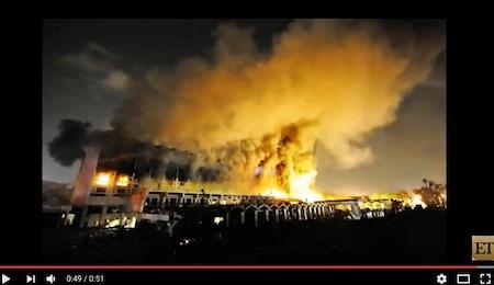 五角大樓周六(25日)證實說,美軍19日在阿富汗的一次空襲中,炸死了臭名昭著的基地組織頭目亞辛(Qari Yasin)。(視像擷圖)