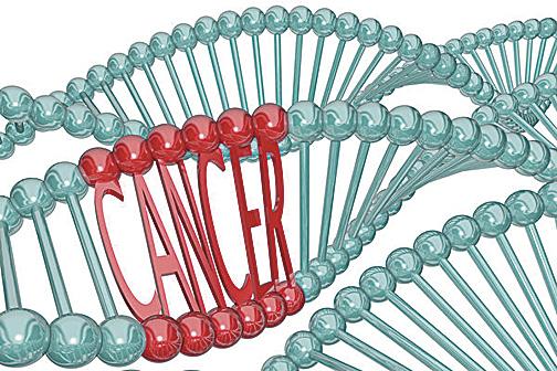 最新研究發現,近三分之二的癌症導因於隨機誤差(random errors),也就是「運氣不好」。(Fotolia)