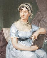 英國著名小說家: 珍·奧斯汀