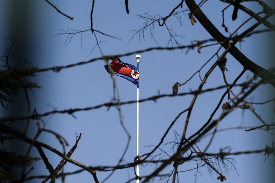 戰雲密佈 傳中共駐朝大使館要公民返國