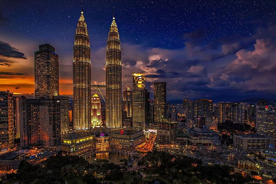 中國人正掀起赴馬來西亞又一波移民潮,其中有數千中國人根據馬來西亞「第二家園計劃」(MM2H)移民該國。(Pixabay)