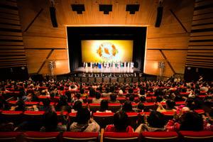 神韻台灣巡演圓滿落幕 37場逾5萬人次觀賞