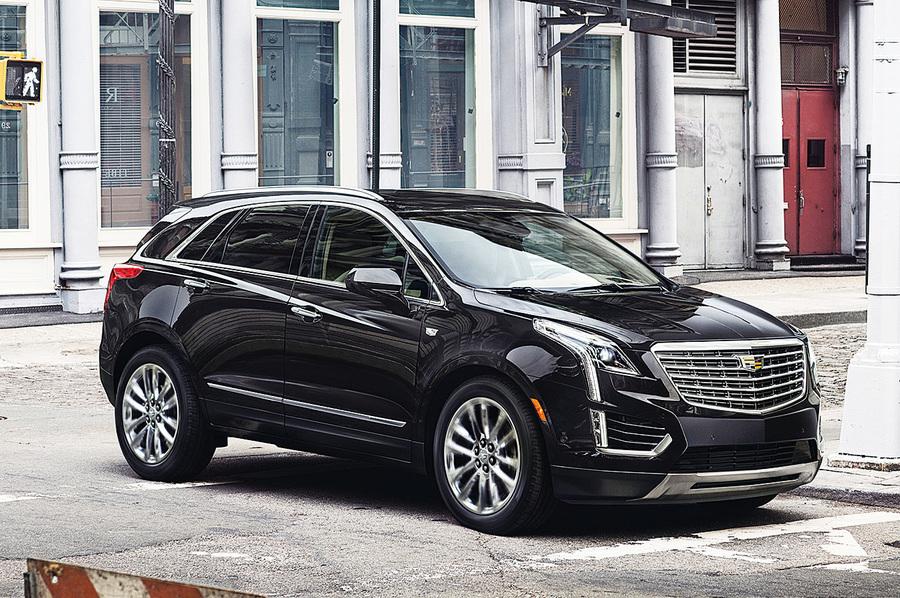 Cadillac XT5成功年底推出更小的XT4