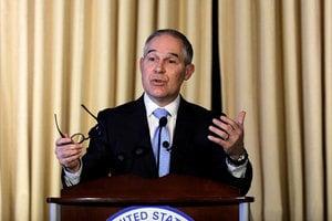 美環保署長:將廢除奧巴馬清潔能源計劃