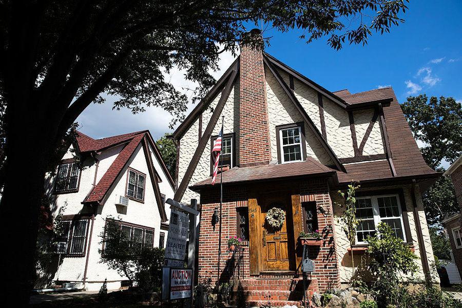 特朗普童年故居拍賣成交 高出市場均價一倍多