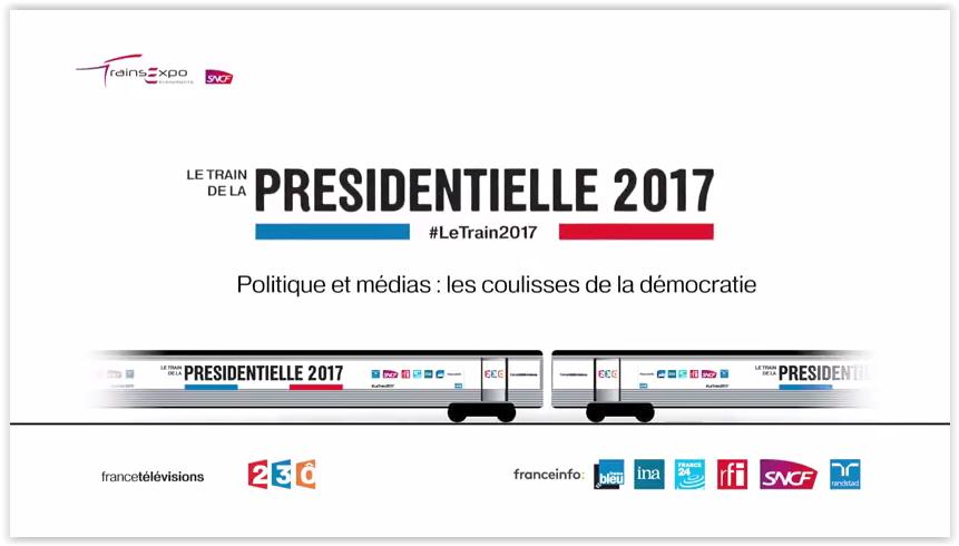 法媒開總統競選列車遊全國 讓選民說話