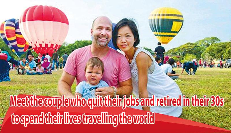 她30歲退休周遊世界怎麼做到?