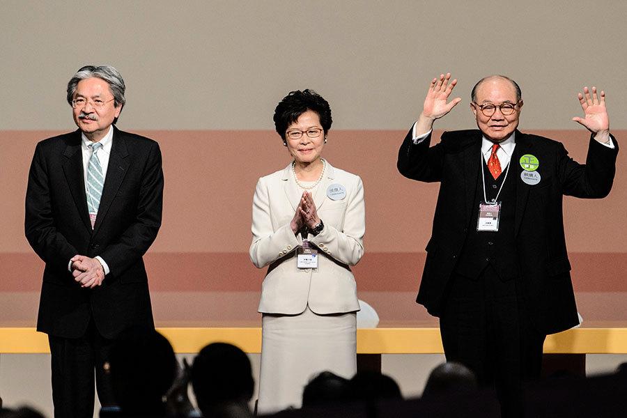 夏小強:香港的社會撕裂如何修補?