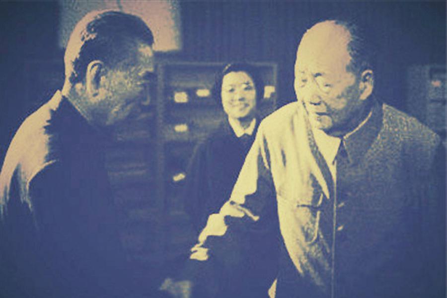【史海】毛澤東聽到周恩來的意見大罵一通