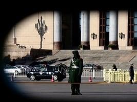 中共軍方批郭徐搞一家兩制 揭江干政內幕