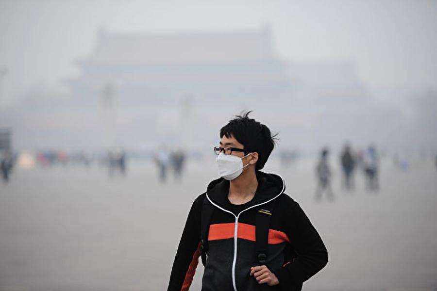研究:PM2.5越境「殺人」 日韓三萬人早死