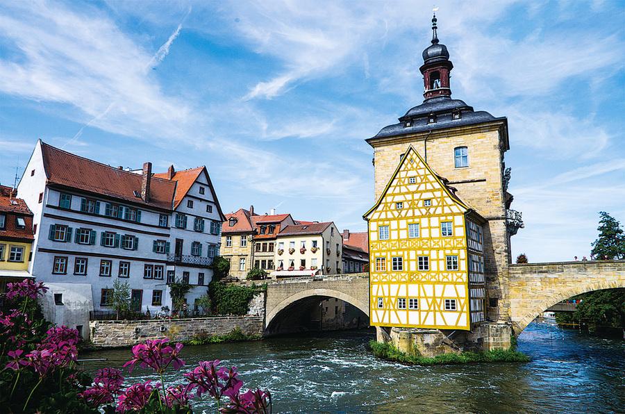 情侶不可錯過的德國浪漫小城