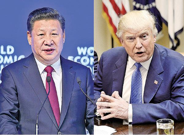 國家主席習近平將於下星期四訪美,在佛羅里達州與美國總統特朗普(Donald Trump)會晤,將是特朗普上任後兩人首次會晤,預料會聚焦經貿、北韓等議題。(Getty Images)
